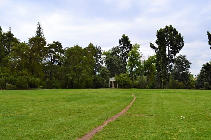 Австралийский сад в ботаническом саду Хантингтона