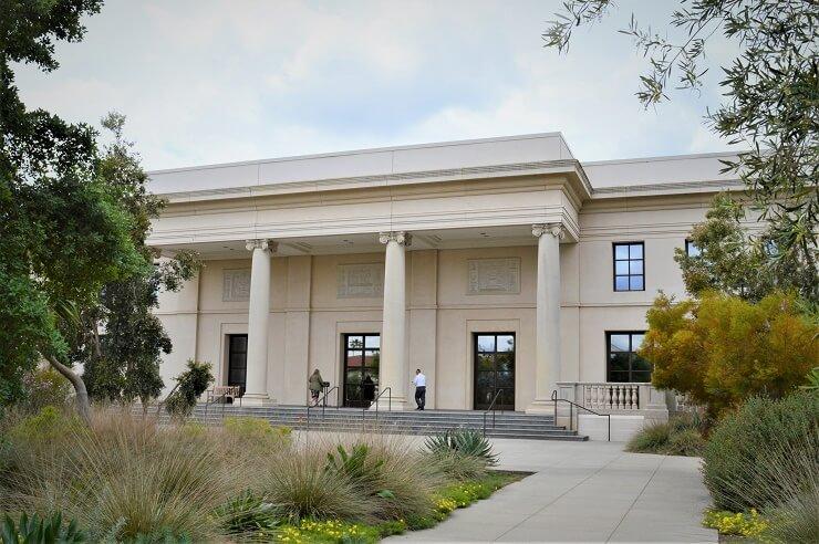 Библиотека Хантингтона