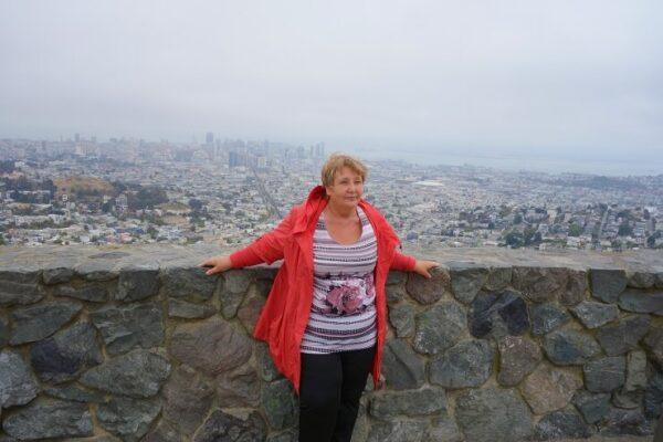 Сан-Франциско. Твин Пикс