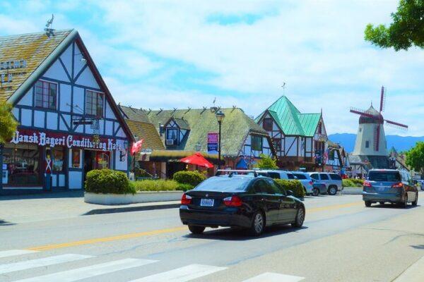 Солванг  — крошечная Дания в Калифорнии