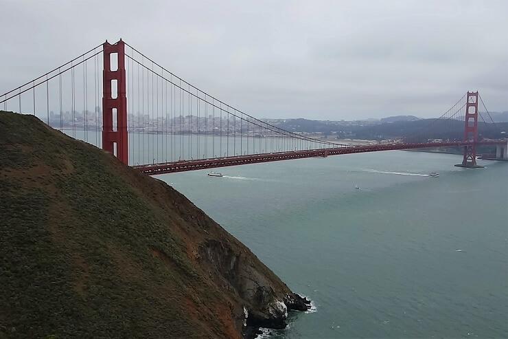 Один из самых узнаваемых мостов мира