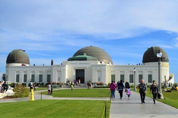 Достопримечательности Лос-Анджелеса. Обсерватория Гриффита