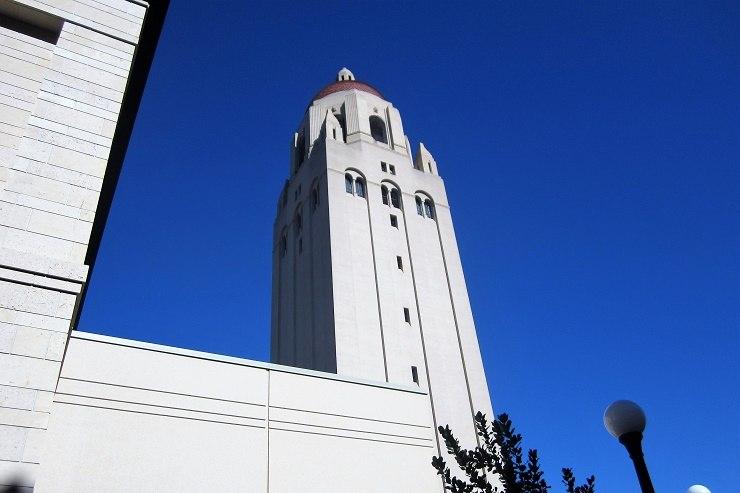 Стэндфорд. Гуверская башня