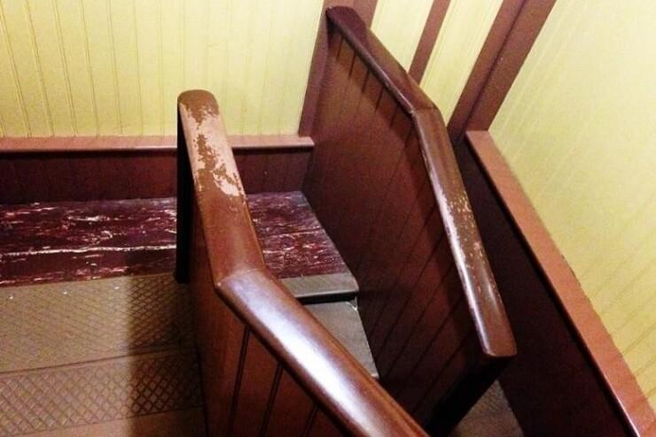 Лестница в Доме Винчестеров