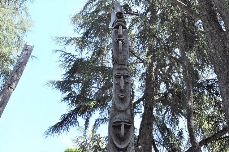 Сад скульптур Папуа-Новой Гвинеи