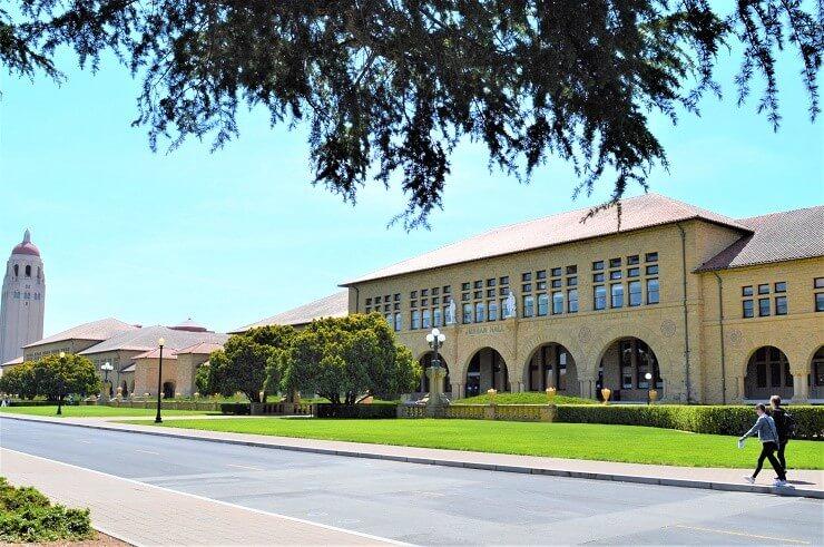 Сад скульптур Родена и Сад скульптур Новой Гвинеи в Стэнфорде